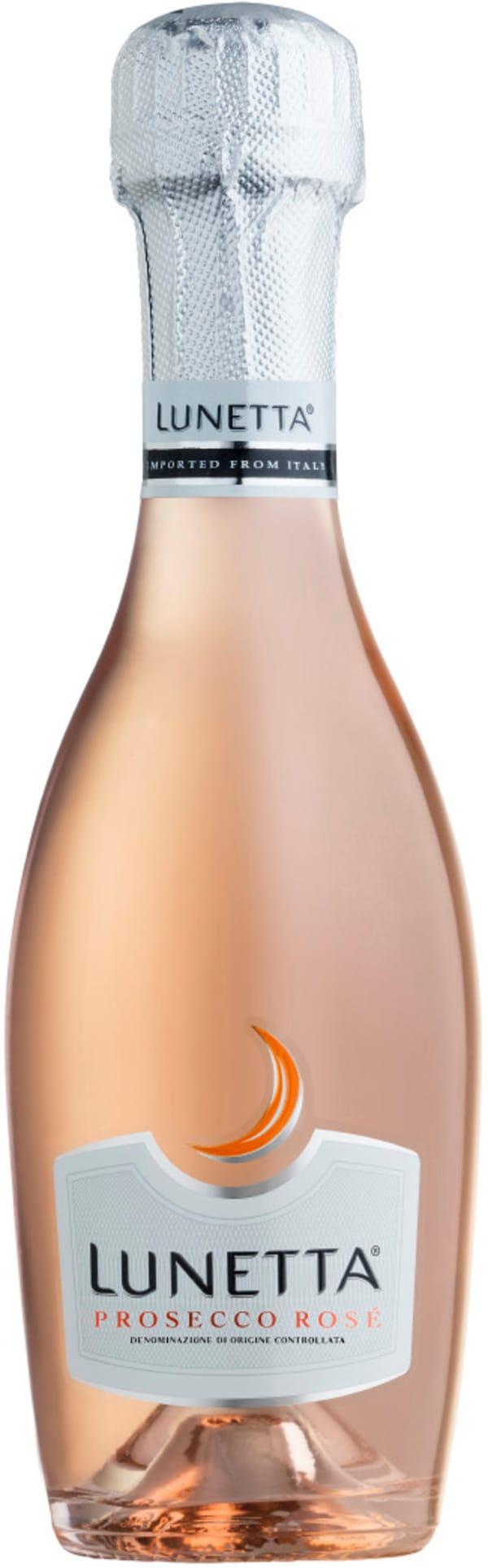 Lunetta Millesimato Prosecco Rosé Extra Dry 2019
