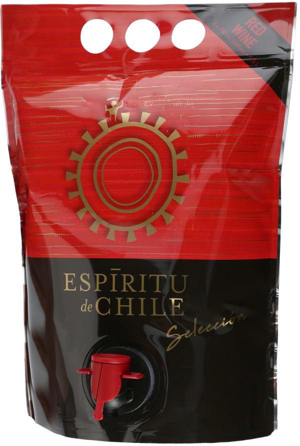 Espíritu de Chile Selección Red wine pouch
