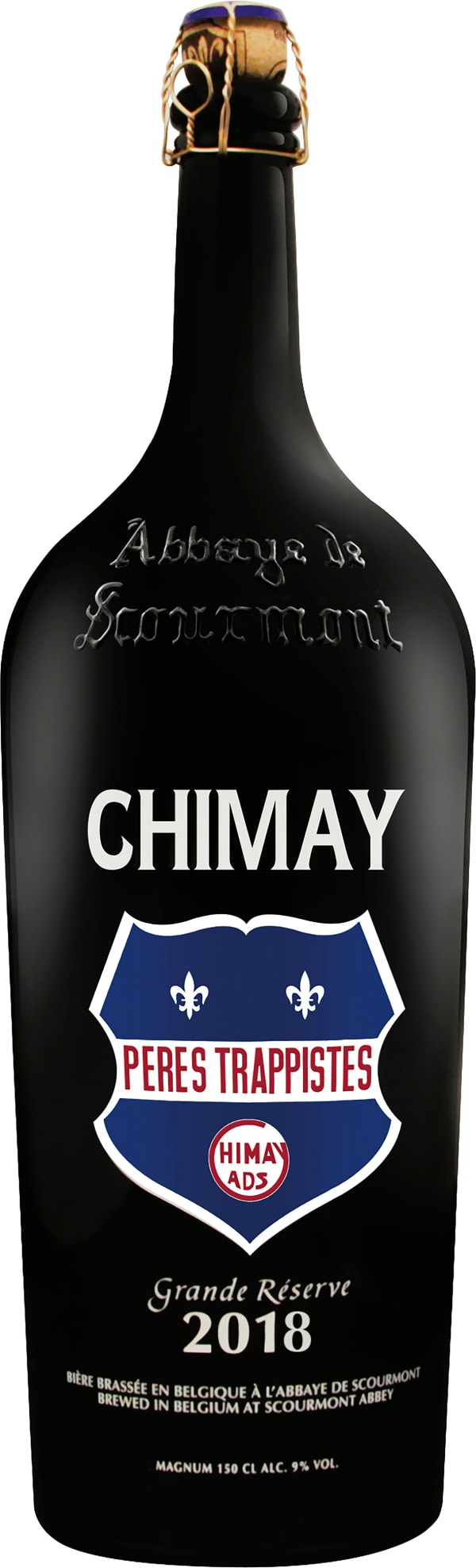 Chimay Grande Réserve Magnum 2018