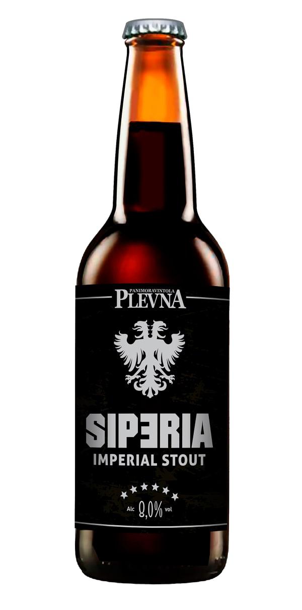 Plevna Siperia Imperial Stout