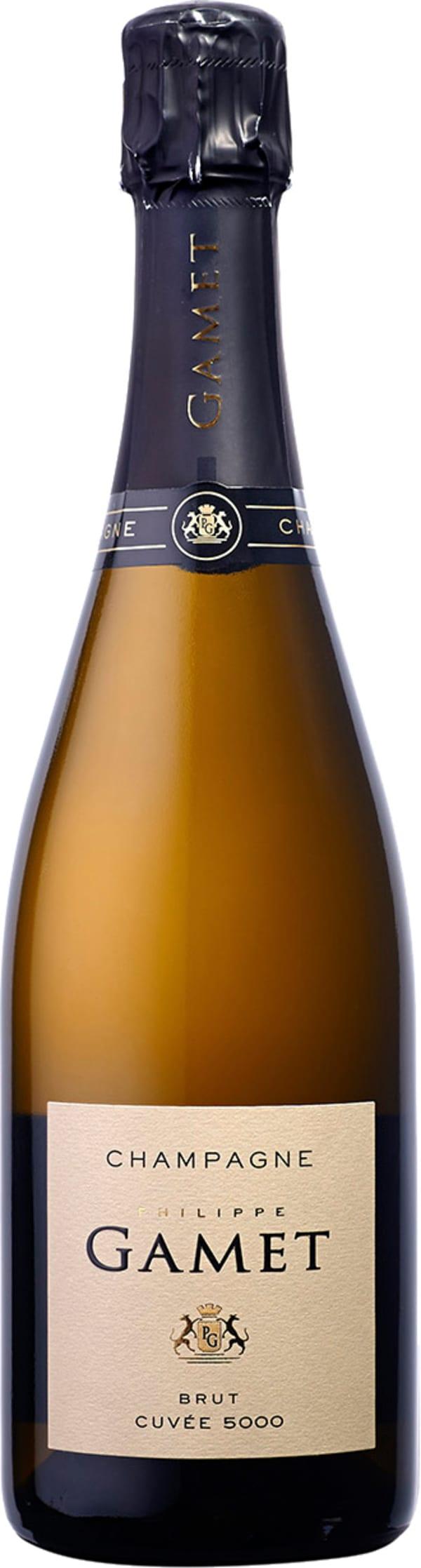 Philippe Gamet Cuvée 5000 Champagne Brut