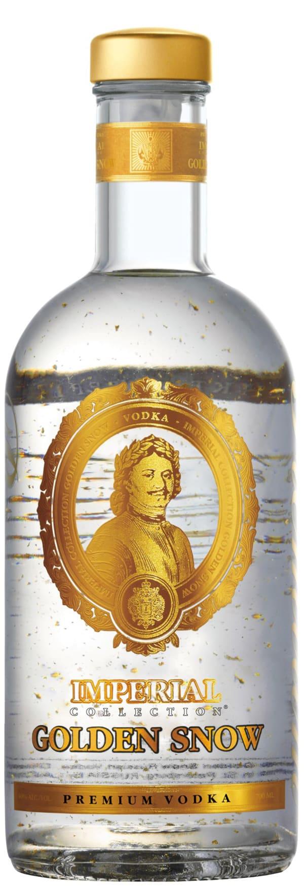 Imperial Golden Snow Vodka
