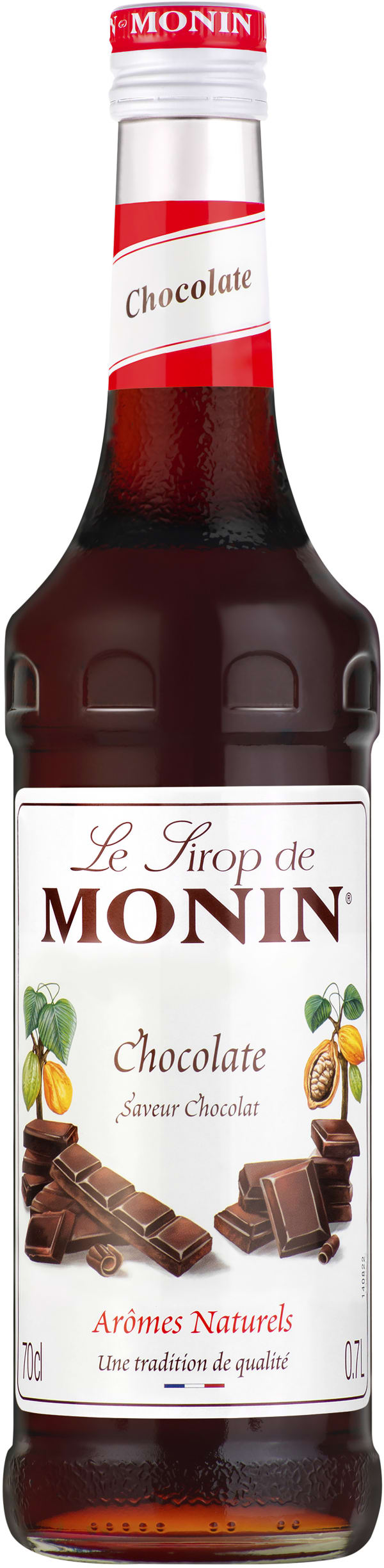 Le Sirop de Monin Chocolate