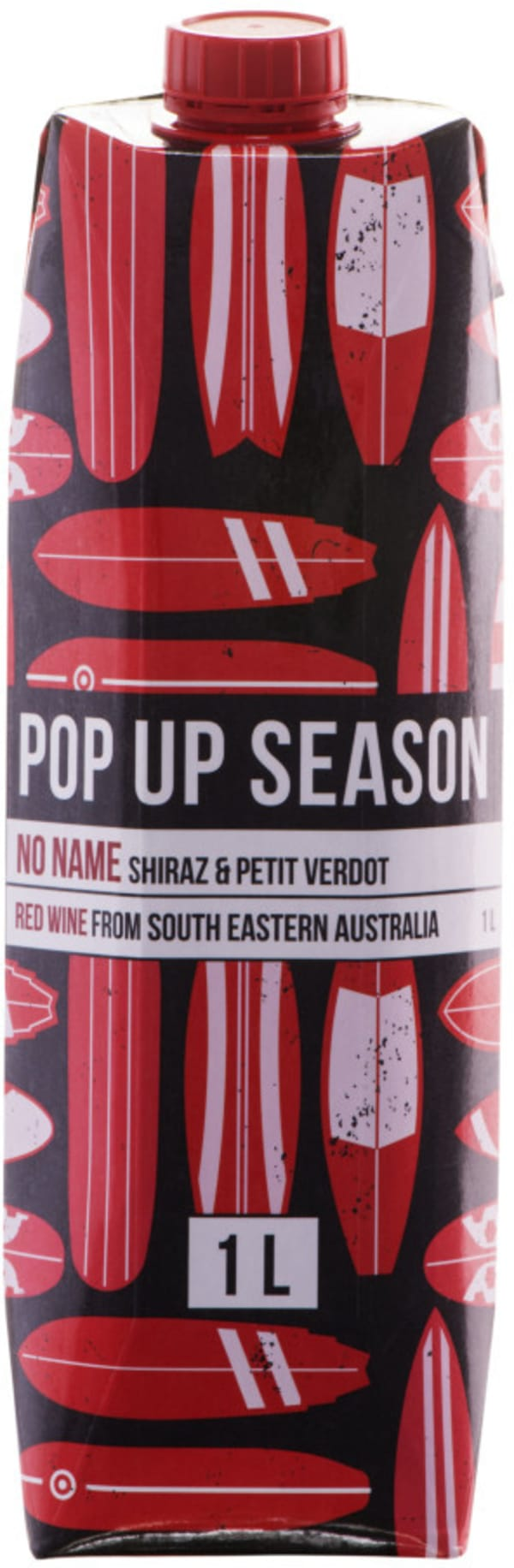 Pop Up Season No Name carton package