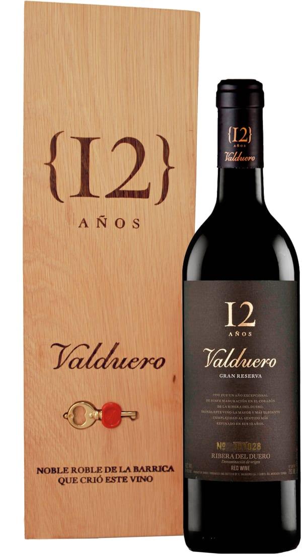 Valduero Gran Reserva 12 Anos 1999