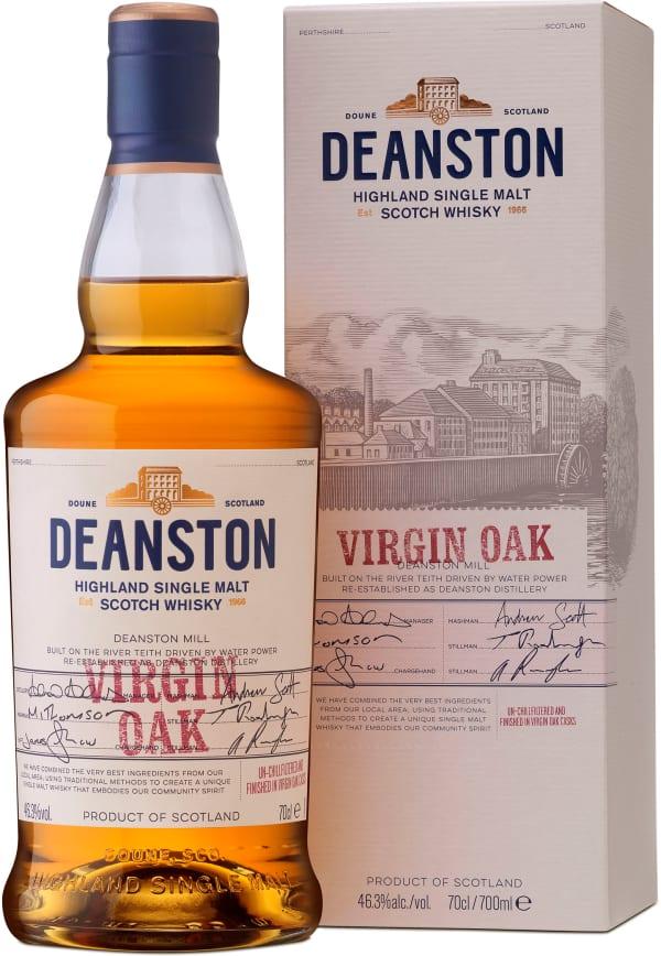 Deanston Highland Single Malt Virgin Oak