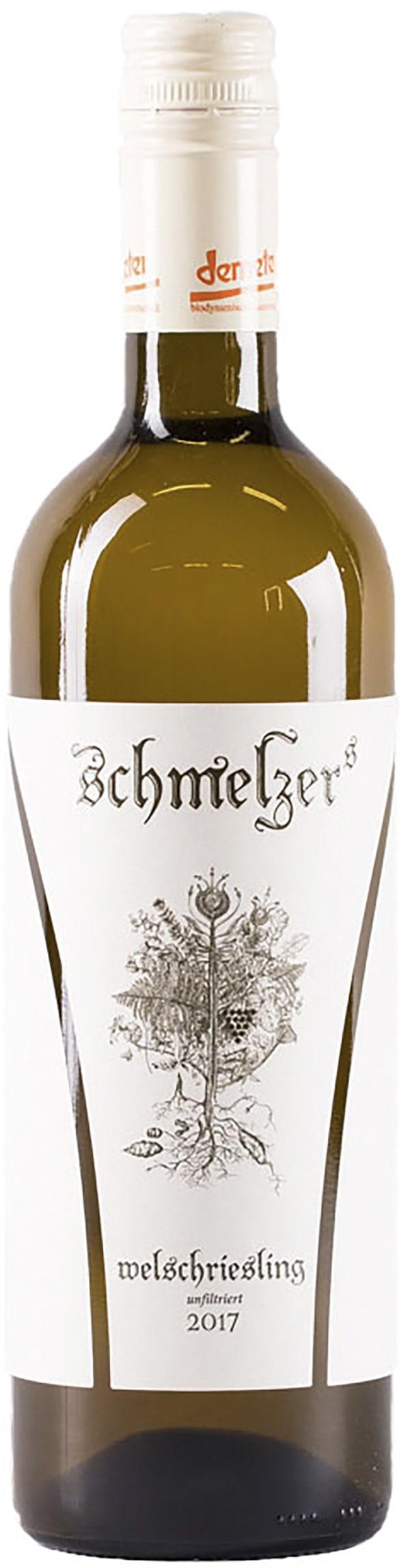 Schmelzer Welschriesling 2018