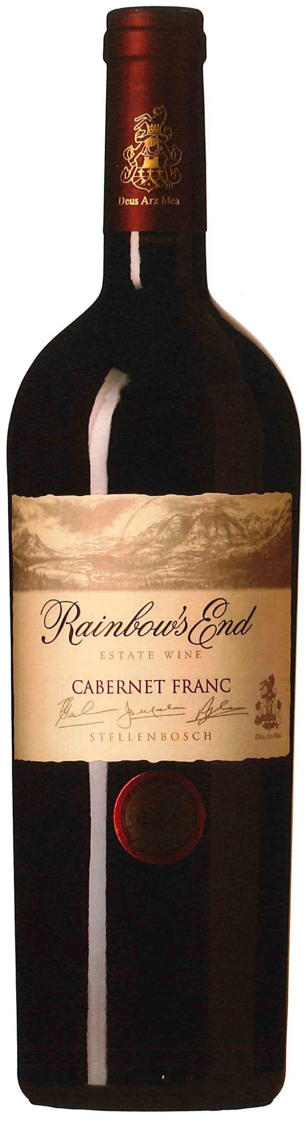 Rainbow's End Cabernet Franc 2015