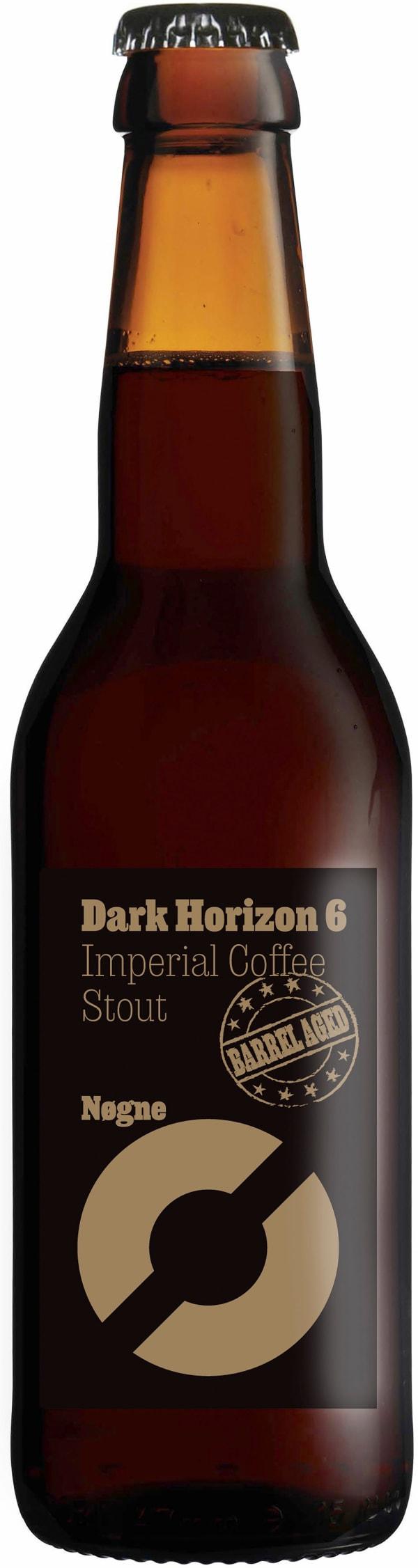 Nøgne Ø Dark Horizon 6 Imperial Coffee Stout