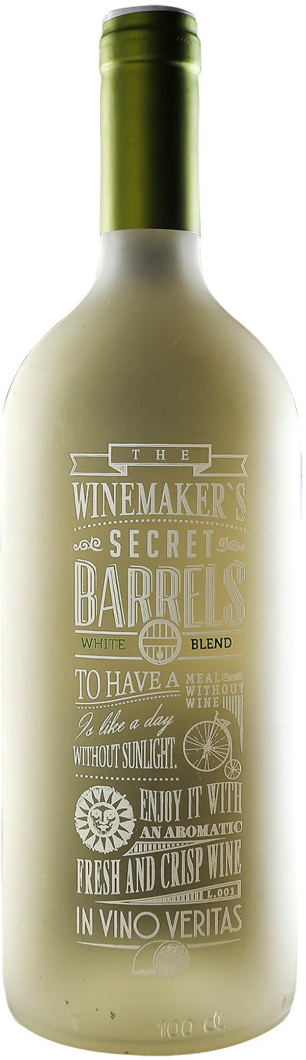 The Winemaker's Secret Barrels White