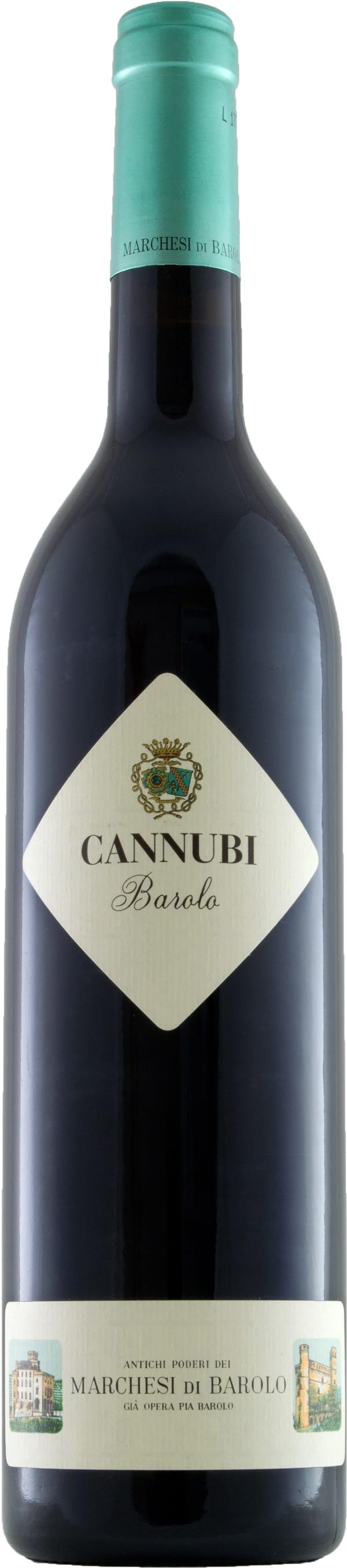 Cannubi Barolo 2012