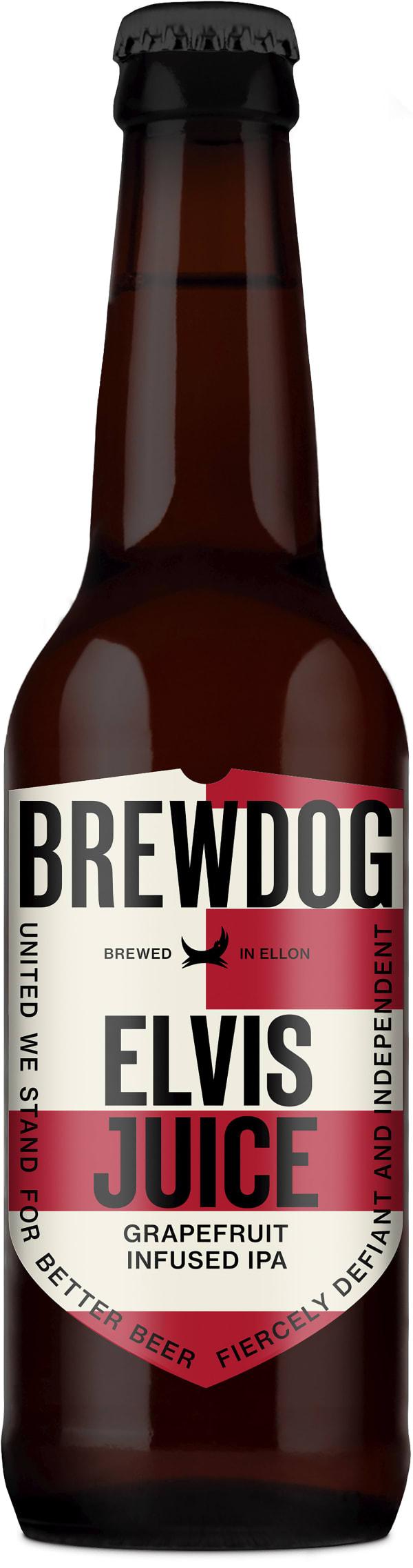 BrewDog Elvis Juice Grapefruit Infused IPA