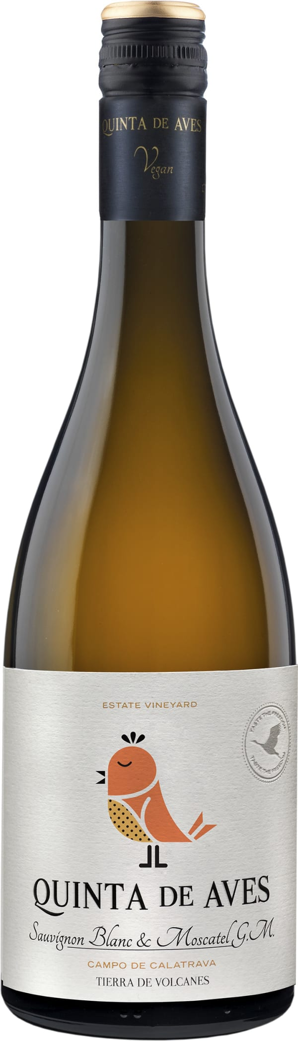 Quinta de Aves Sauvignon Blanc Moscatel G.M. 2017