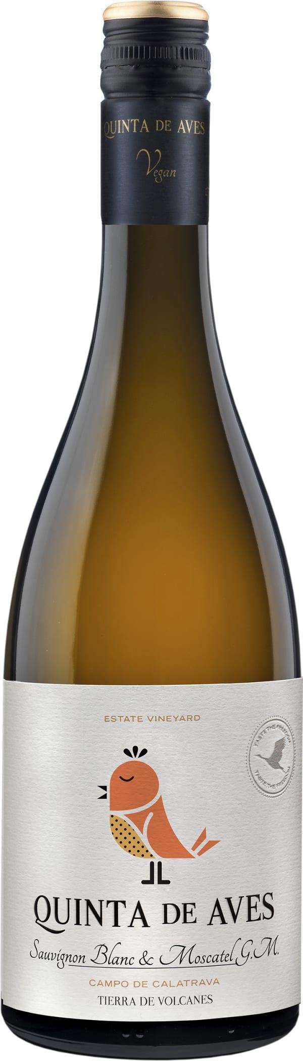 Quinta de Aves Sauvignon Blanc Moscatel G.M. 2020