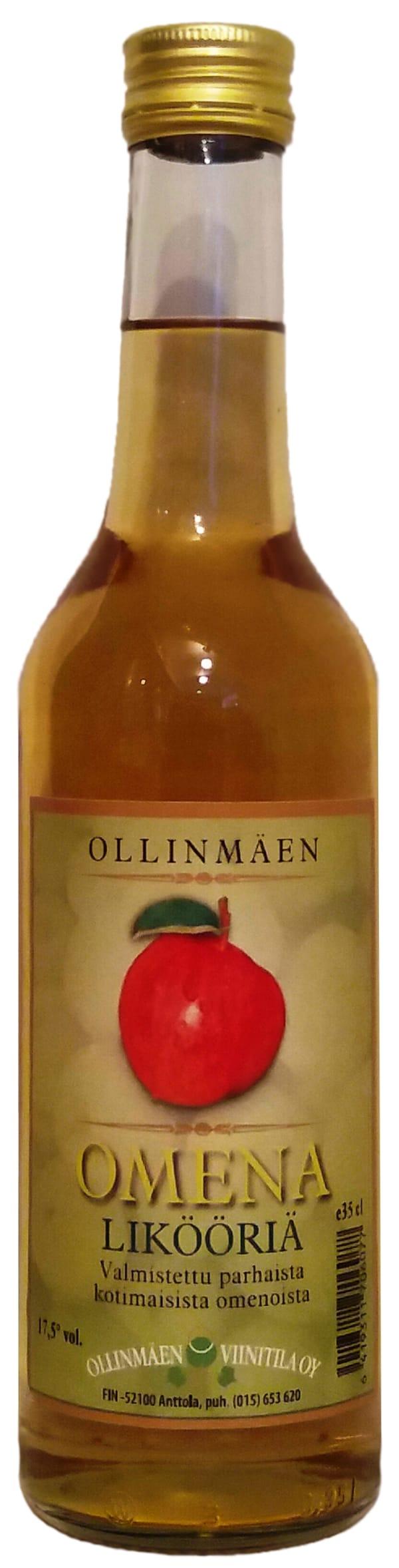 Ollinmäen Omenalikööriä