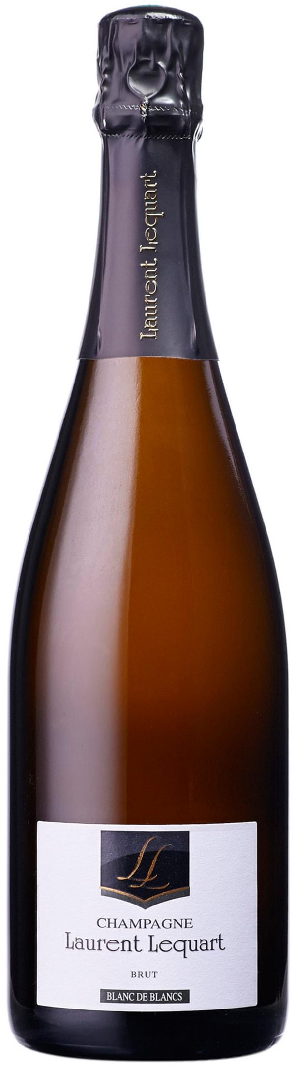 Laurent Lequart Blanc de Blancs Champagne Brut
