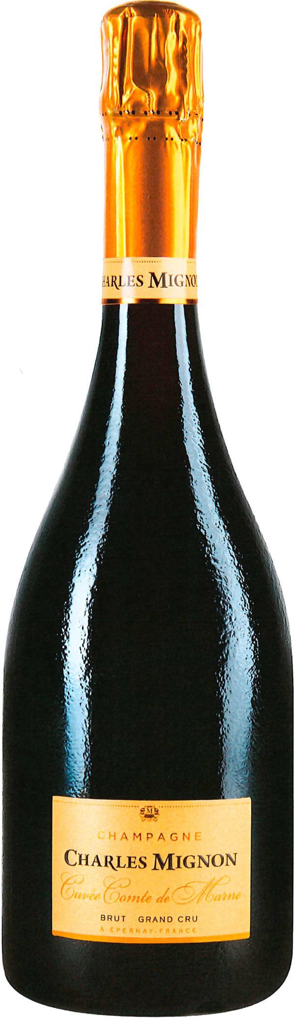 Charles Mignon Comte de Marne Grand Cru Champagne Brut
