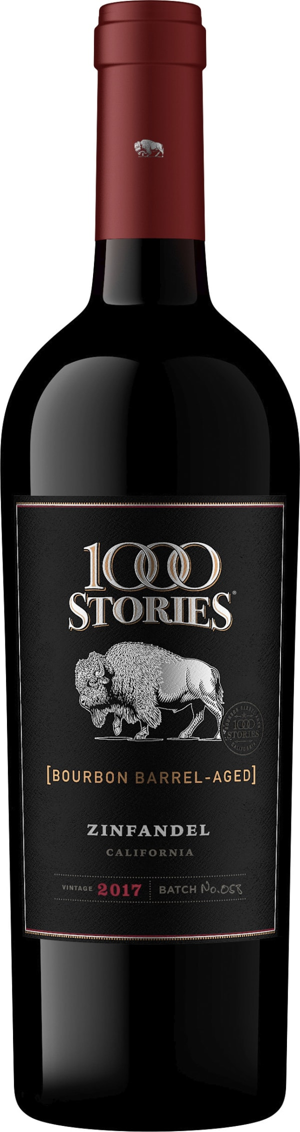 1000 Stories Zinfandel 2018