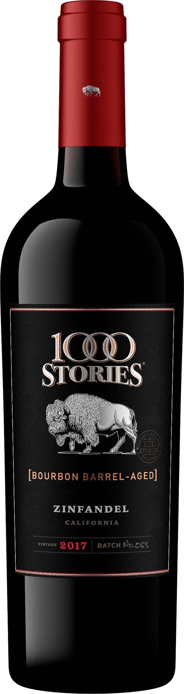 Fetzer 1000 Stories Zinfandel 2016