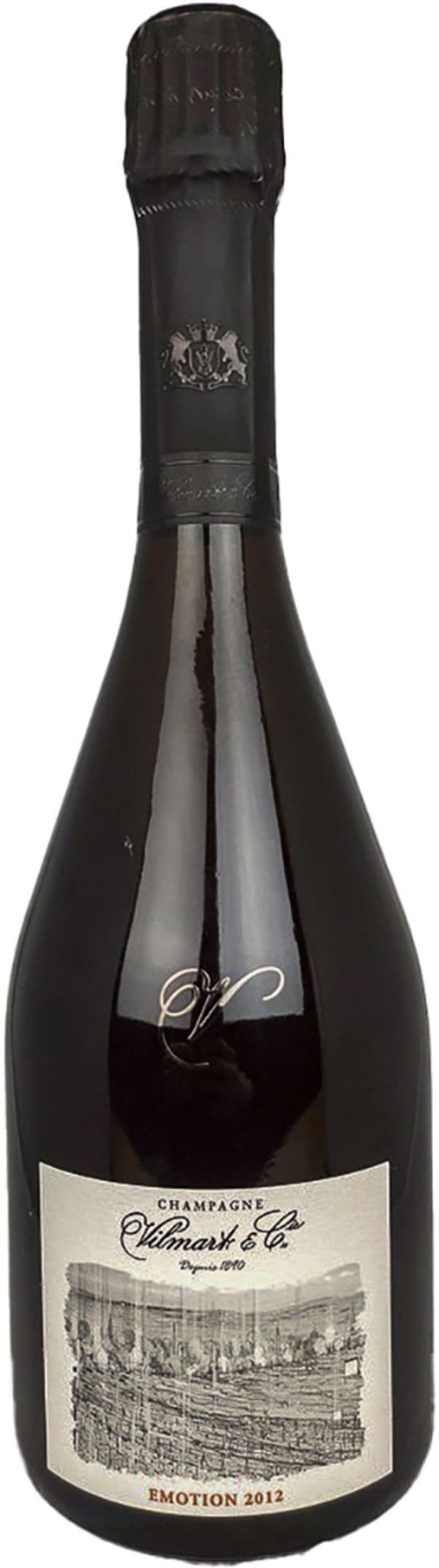Vilmart & Cie Emotion Champagne Rosé Brut 2012
