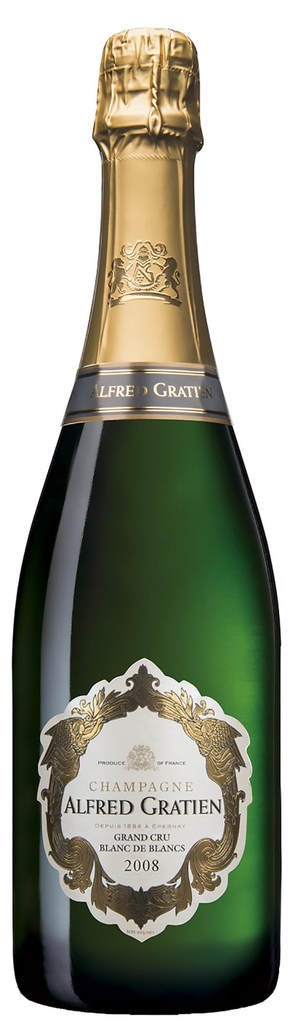 Alfred Gratien Blanc de Blancs Champagne Brut 2008