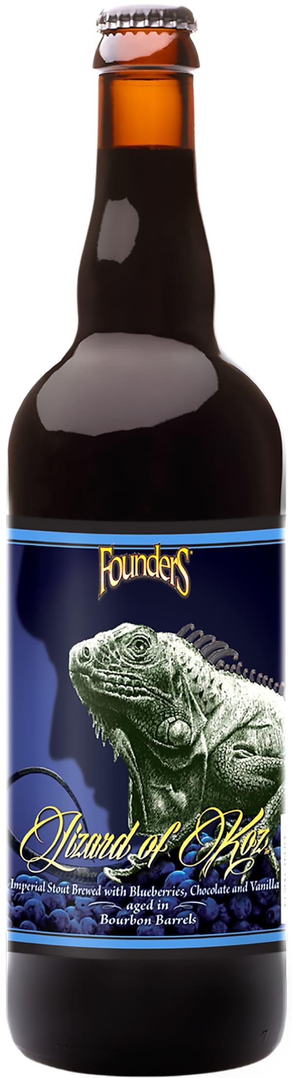 Founders Lizard of Koz