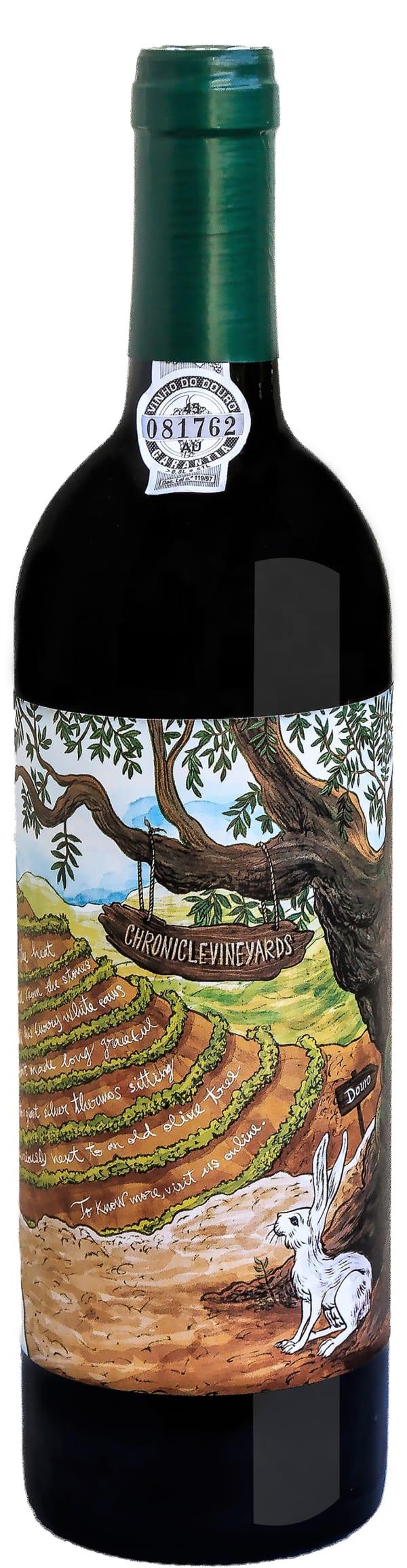 Chronicle Vineyards Douro Red 2015