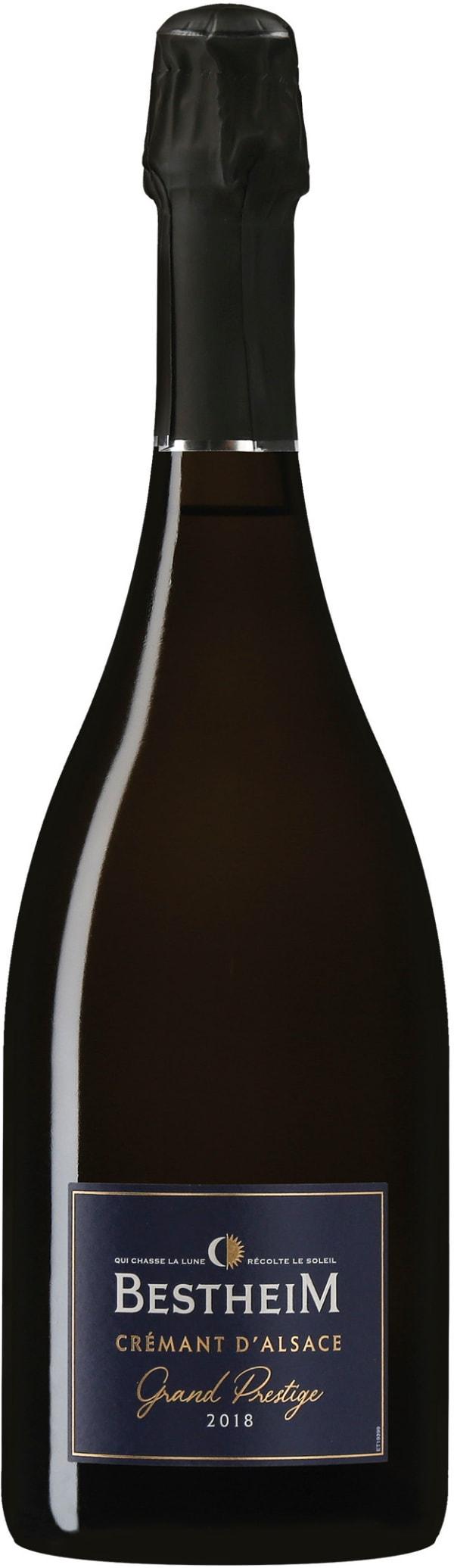 Bestheim Grand Prestige Crémant d'Alsace Brut 2014