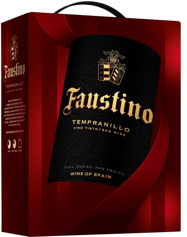 Faustino Tempranillo lådvin