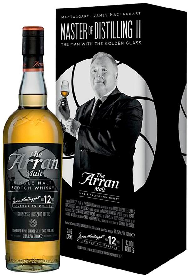 Arran Master Of Distilling II Single Malt
