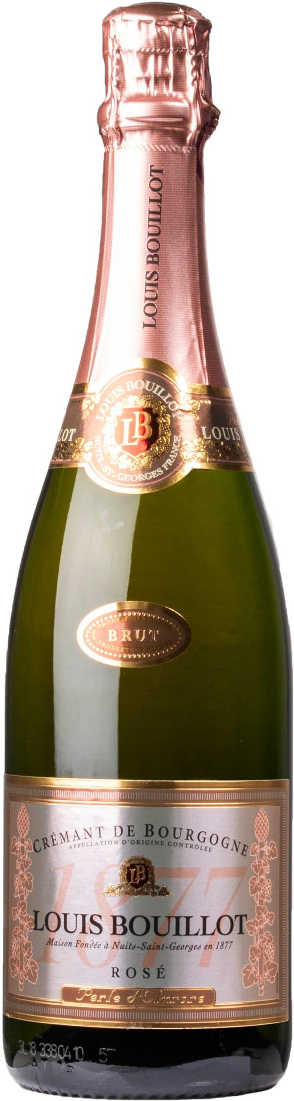Louis Bouillot Crémant de Bourgogne Rose Brut