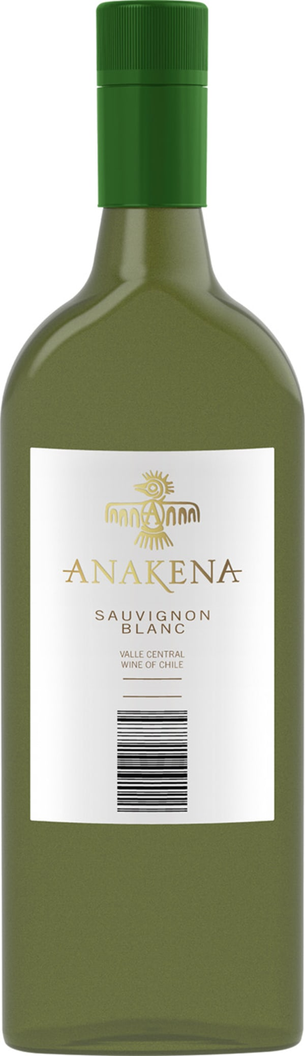 Anakena Sauvignon Blanc 2019 plastic bottle