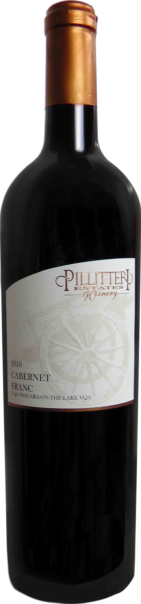 Pillitteri Cabernet Franc 2010