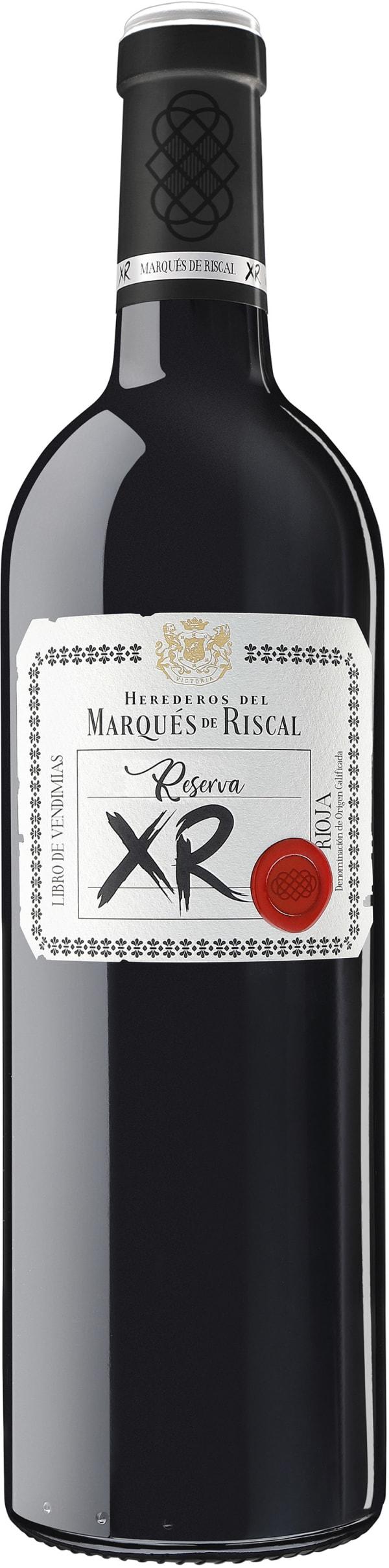 Marques de Riscal XR Reserva 2015