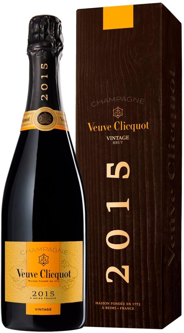 Veuve Clicquot Ponsardin Champagne Brut 2008