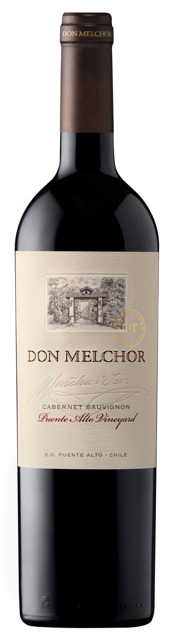 Don Melchor Cabernet Sauvignon 2015