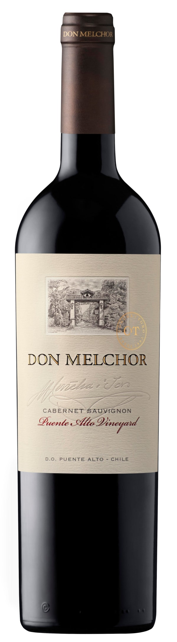 Don Melchor Cabernet Sauvignon 2016