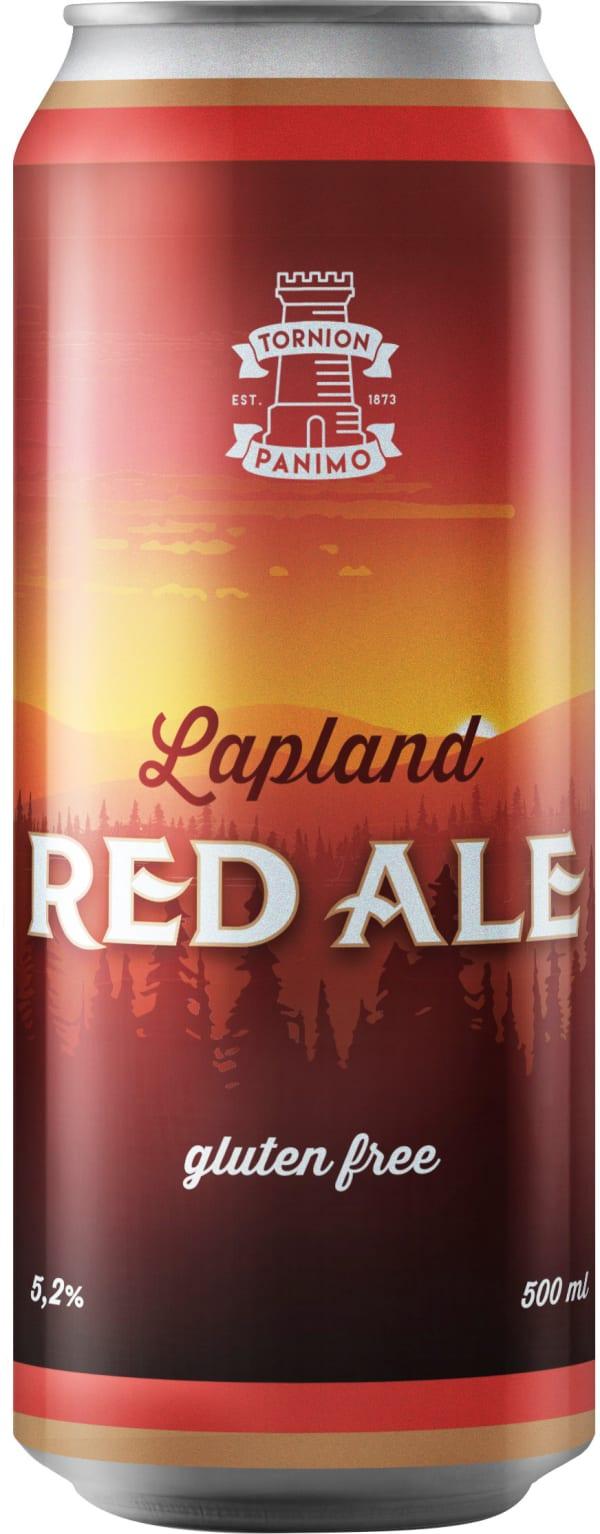 Tornion Lapland Red Ale burk