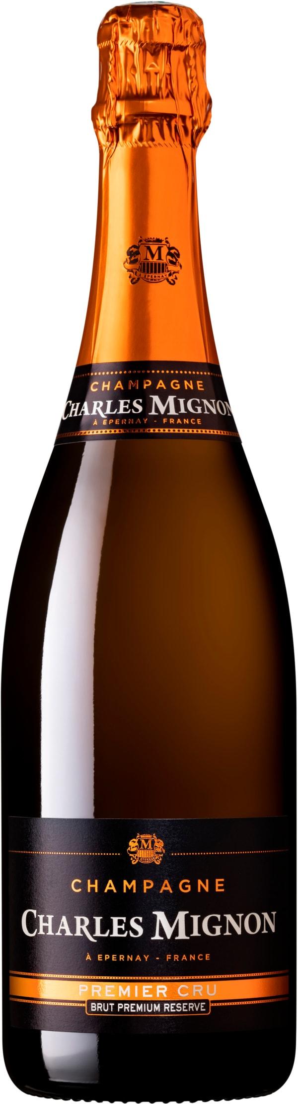 Charles Mignon Premium Reservé 1 er Cru Champagne Brut