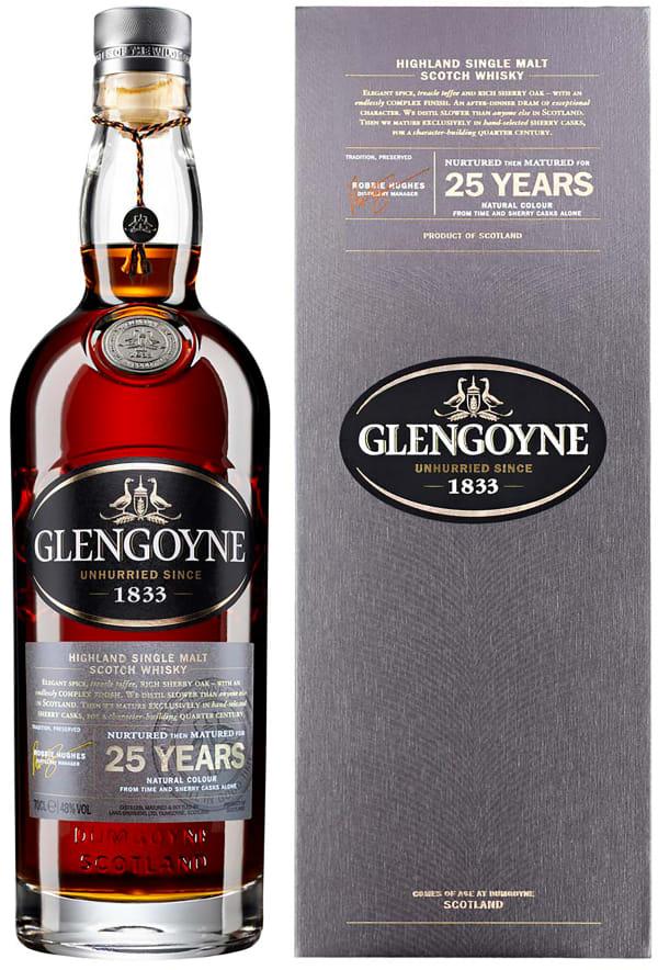 Glengoyne 25 Year Old Single Malt