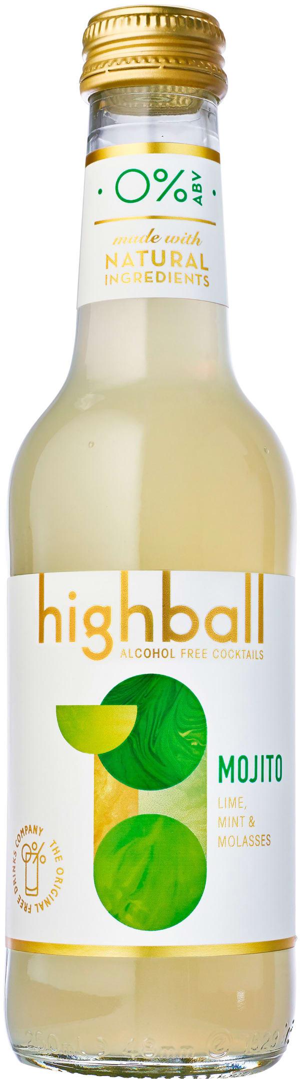 Highball Mojito Alcohol Free Cocktail