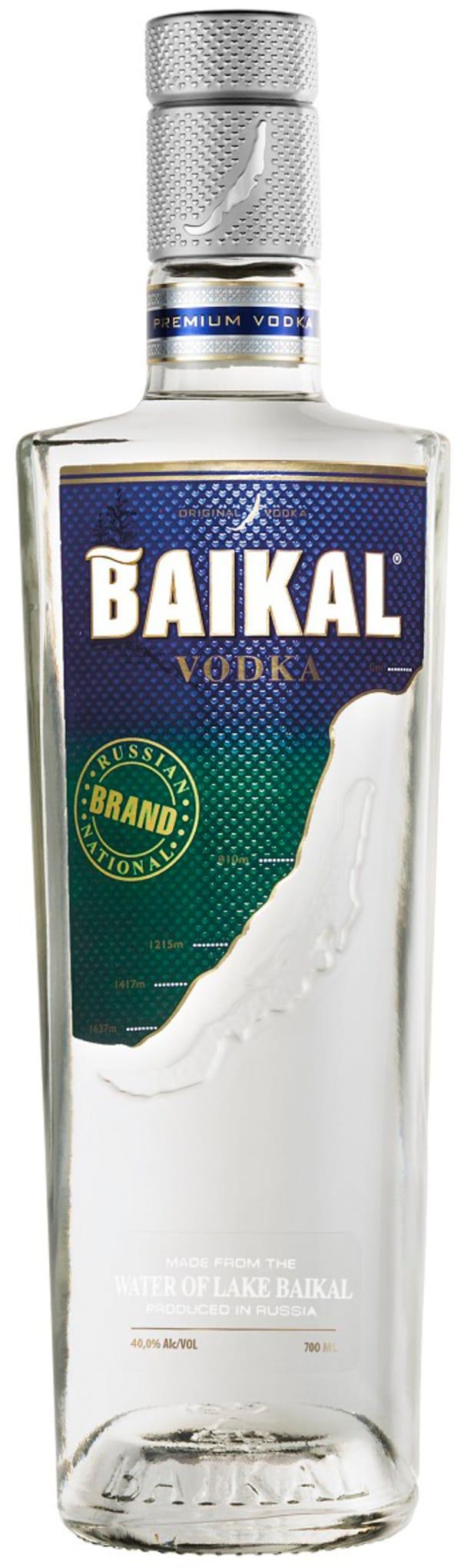 Baikal Vodka