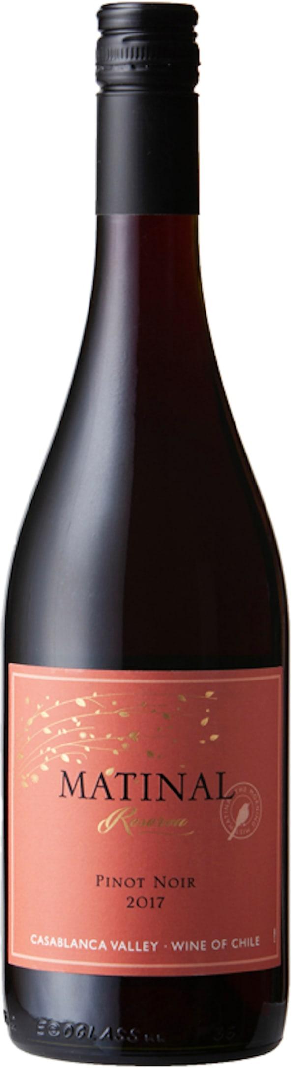 Fray Leon Reserve Pinot Noir 2017