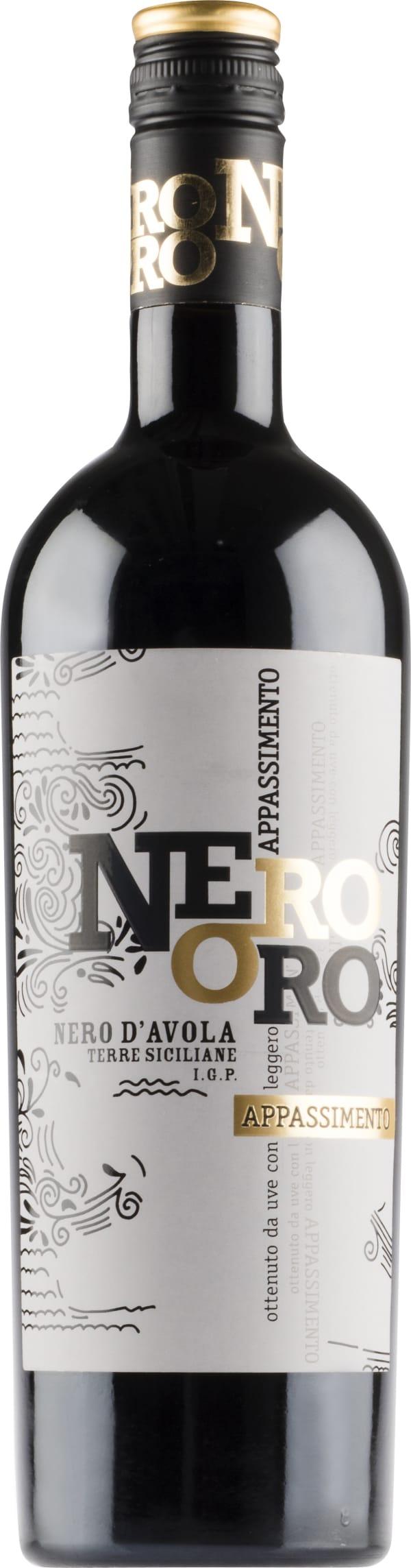 Nero Oro Appasiment Nero d'Avola 2016