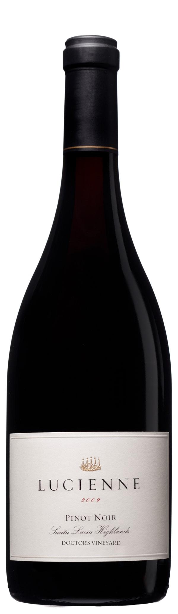 Lucienne Pinot Noir Doctor's Vineyard 2014