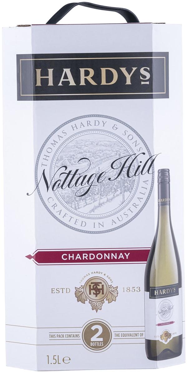 Hardys Nottage Hill Chardonnay 2017 bag-in-box
