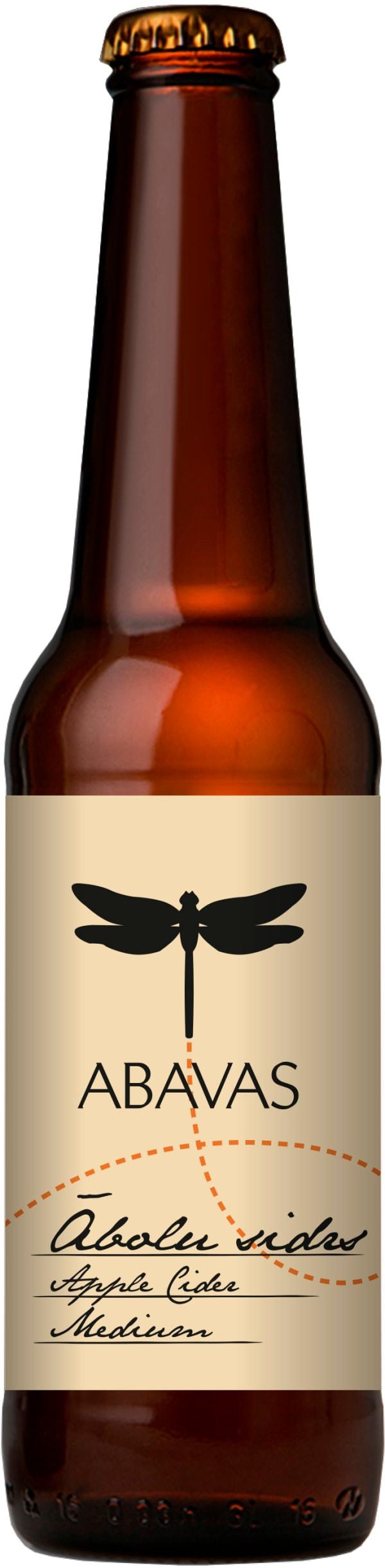 Abavas Abols Medium Dry Cider