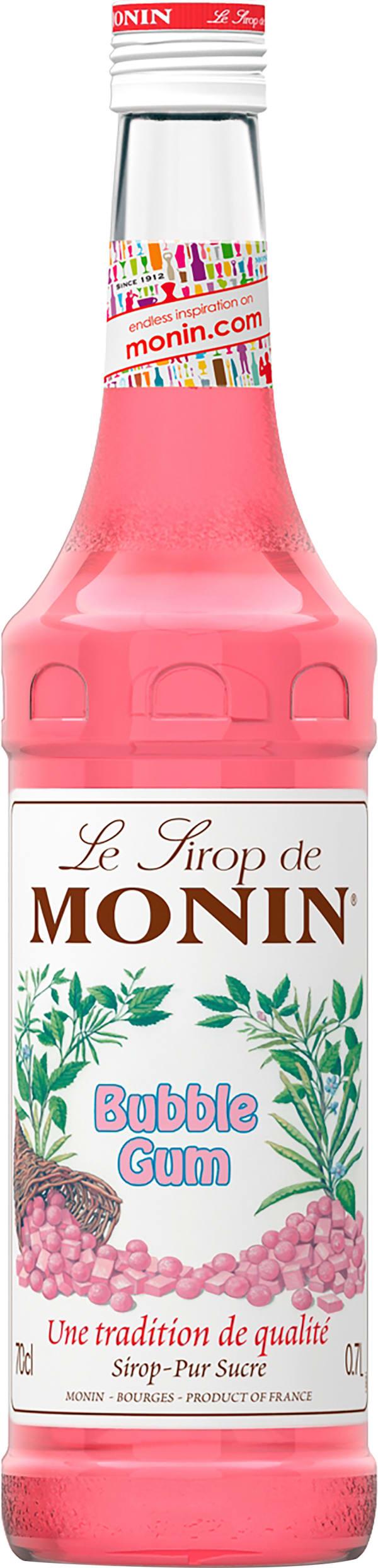 Le Sirop de Monin Bubble Gum