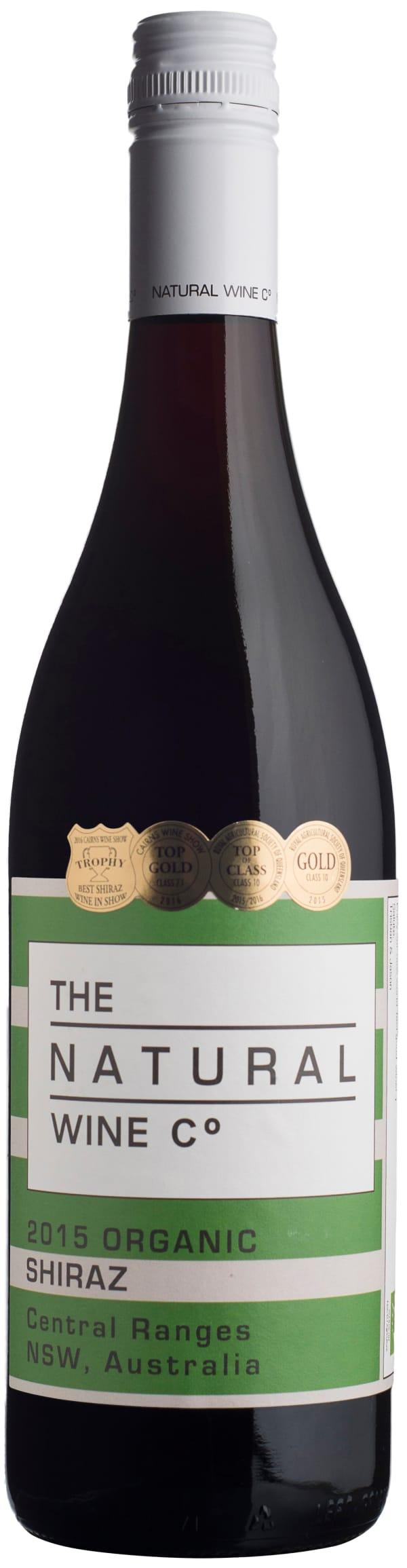 The Natural Wine Co Organic Shiraz 2016