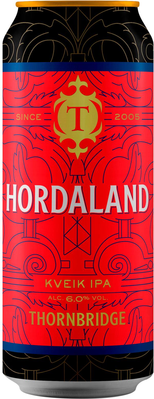 Thornbridge Hordaland Kveik IPA burk